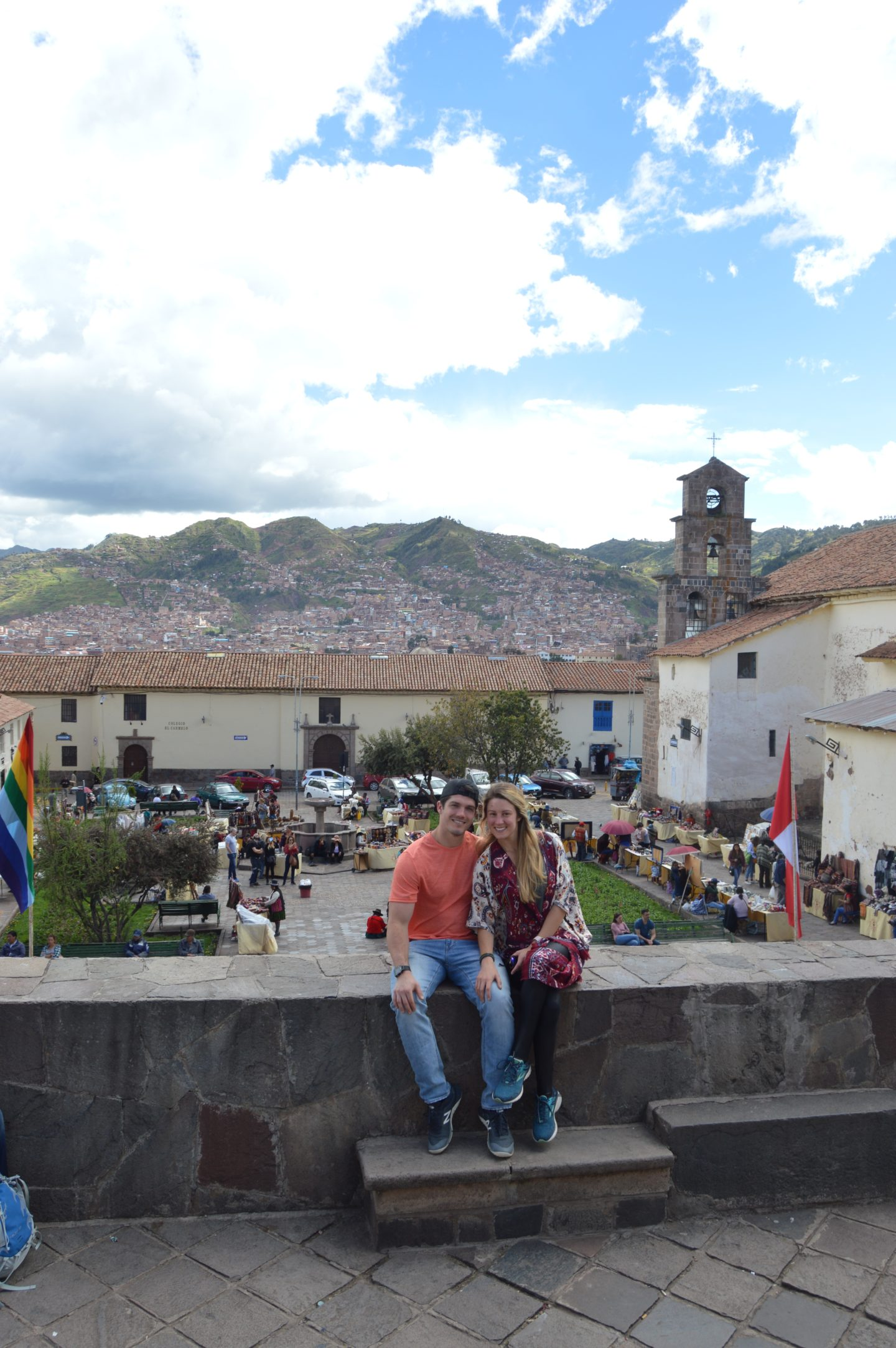 Our first full day in Cusco on our Peru Itinerary