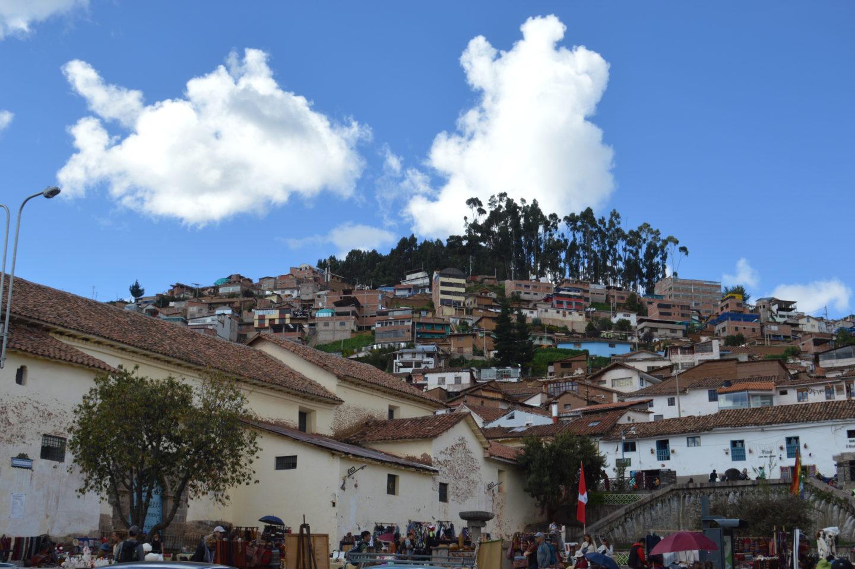 Hello beautiful hillsides of Cusco Peru!