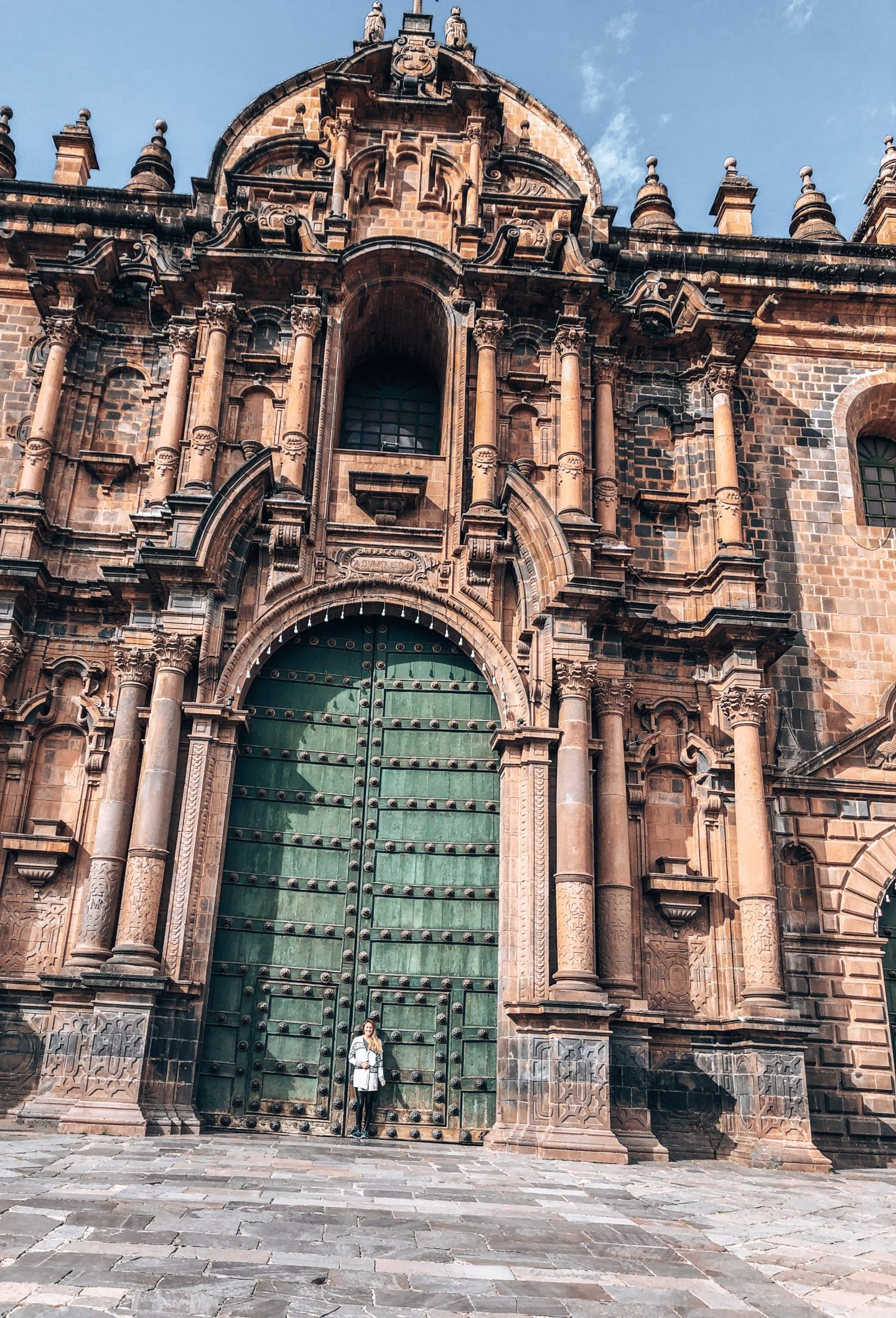 Exploring Cusco Peru and all of it's glorious architecture.