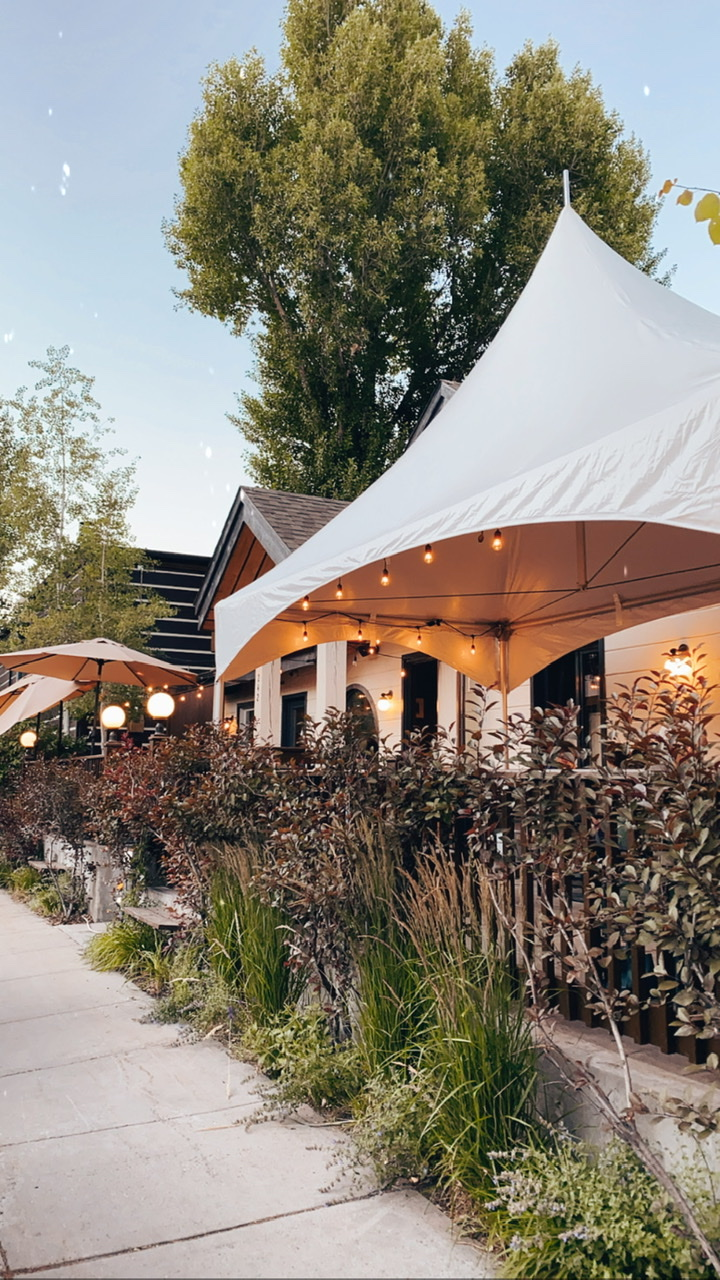 Glorietta Trattoria in downtown Jackson Hole Wyoming