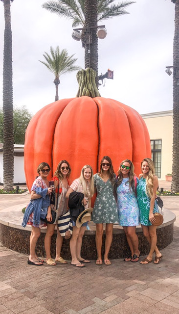 Fall festivities at the Fairmont Scottsdale Princess