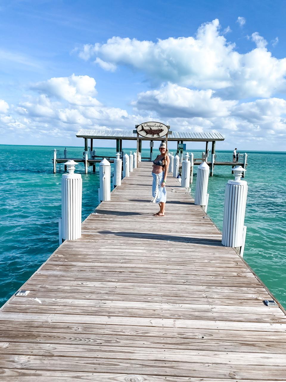 The Ultimate Babymoon in Islamorada Florida